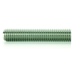 "DrillSpot 1-3/8""-6 x 3' 18-8 Stainless Steel Continuous Threaded Rod"